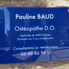 Pauline BAUD Ostéopathe, OSTÉOPATHIEà Beignon